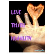 Love Truth Humility - Hand