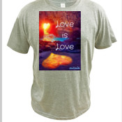 Love is Love - Mens T