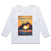 Birthplace Earth - Kids Long-Sleeved