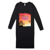 Set Yourself Free - Womens Organic Dress